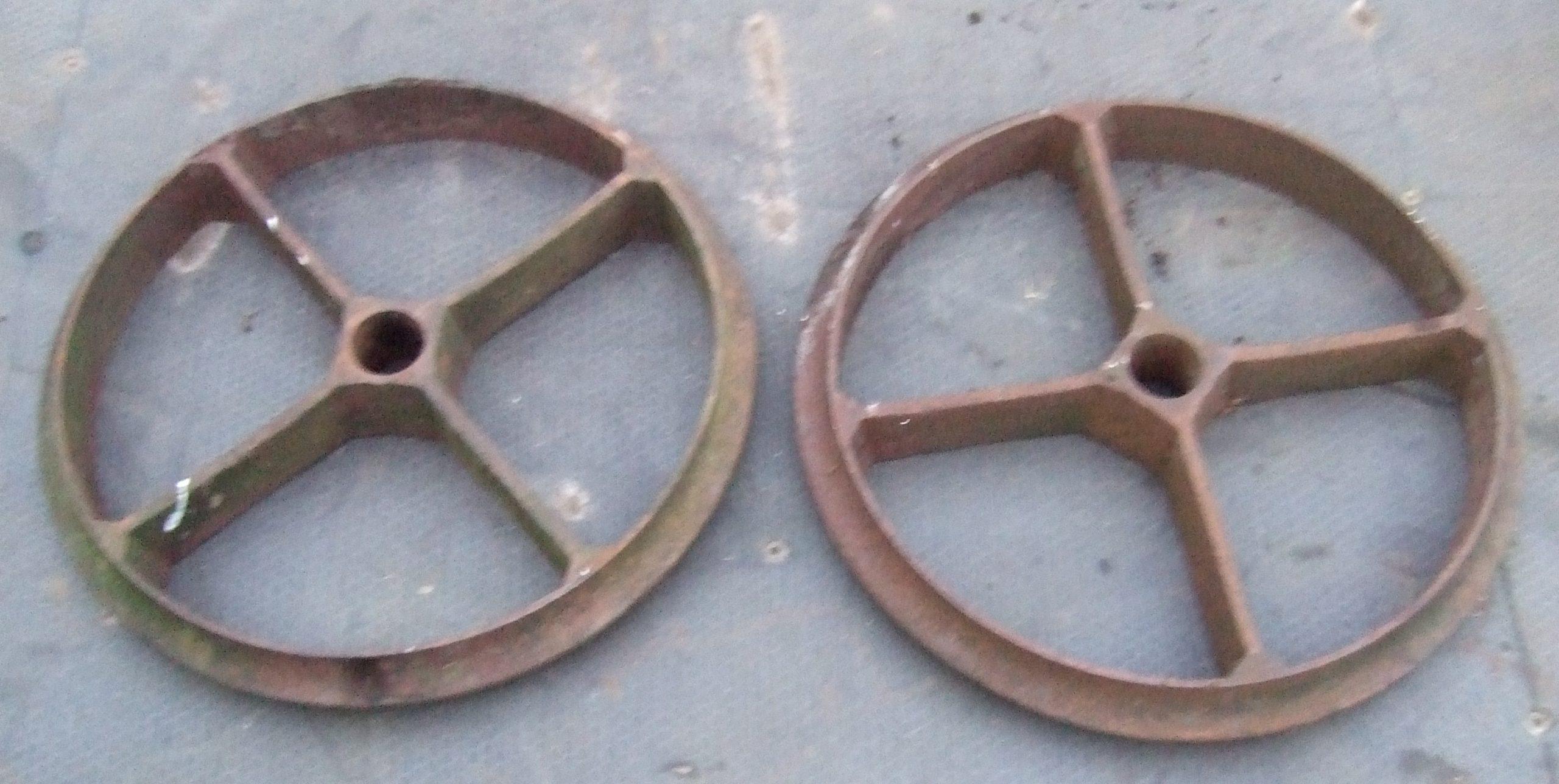 Cambridge roller rings