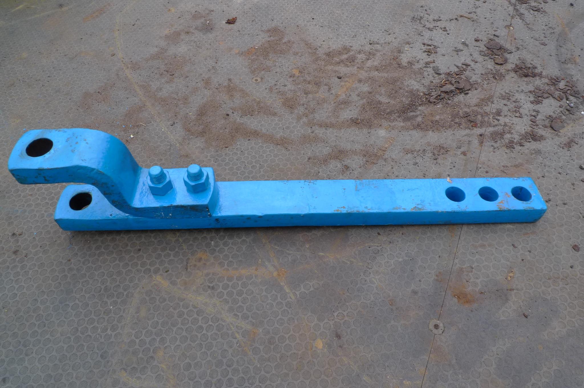 Ford drawbar